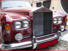 polish rolls royce